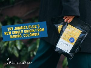 NEW Single Origin from Colombia